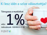 Kérjük, ha lehetősége van rá, idén támogassa személyi jövedelemadója egy százalékával a Magyar Logisztikai, Beszerzési és Készletezési Társaságot!
